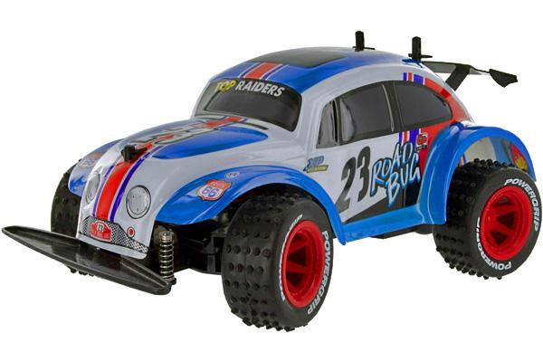 Radiostyrda bilar - 1:16 - TopRaiders Road Bug - RTR