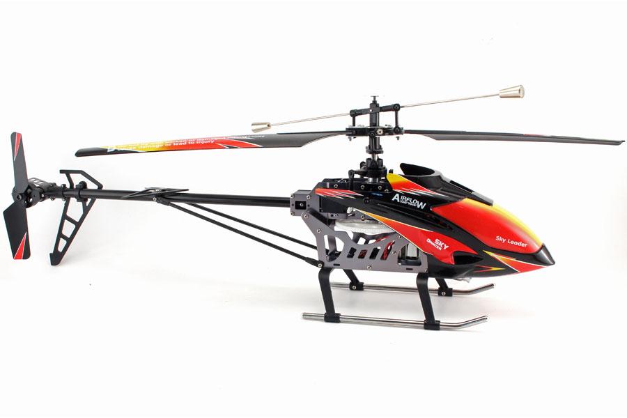 Radiostyrd helikopter - V913 Sky Dancer BL - 2,4Ghz Gyro - 4ch - RTF